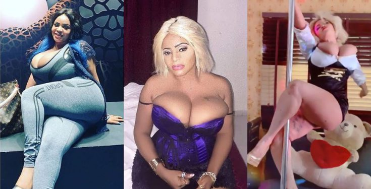 """""""My Marriage May Not Last A Month"""" - Controversial Busty Actress, Cossy Orjiakor 1"""