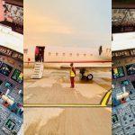 Regina Daniels Congratulates Billionaire Husband As He Acquires New Private Jet [Photos] 5