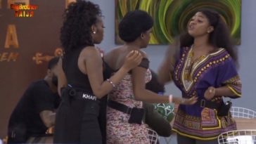 BBNaija: Just 2 Days Into The Show, Tacha And Thelma Fights Dirty Over Food Portion [Video] 5