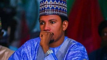 Senator Abbo Weeps As He Begs For Forgiveness Over Assaulting Woman At Sex Toy Shop [Video] 2