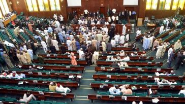 House Of Reps Boils As Members Attempt To Snatch Mace Over Minority Leader's Role [Video] 2