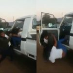 Angry Wife Caught On Camera Beating Up Husband's Girlfriend On The Street [Photos/Video] 27