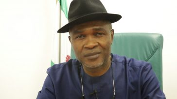 PDP's Kingsley Chinda Ignores Gbajabiamila, Takes Minority Leader's Seat In Reps Chamber 3