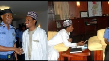 Sex Toy Shop Assault: Embattled Senator Abbo Surrenders Himself To Police For Interrogation 7