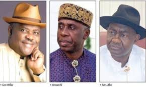Governor Wike, Abe Using 'Witchcraft & Satanic Elements' To Destroy Amaechi - APC Chieftain 5