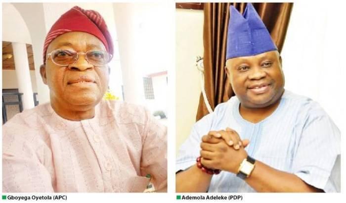 Supreme Court Dismisses Adeleke's Appeal, Confirms Oyetola As Osun Governor 1