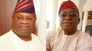 """""""My Ambition Was Never A Do-Or-Die Affair"""" - Adeleke Says As He Concede Defeat To Oyetola 6"""