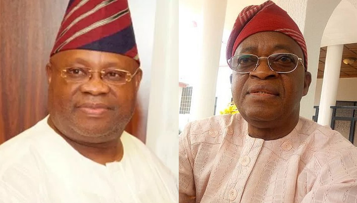 """""""My Ambition Was Never A Do-Or-Die Affair"""" - Adeleke Says As He Concede Defeat To Oyetola 1"""