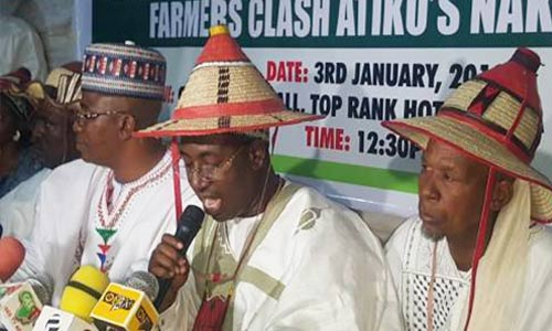 All Lands In Nigeria Belong To Fulani, Nobody Can Chase Us Out – Miyetti Allah 1