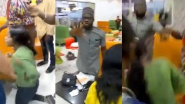 Lady Causes A Scene At Eatery After Her Boyfriend Of 5 Years Ended Their Relationship [Video] 5
