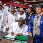 President Buhari Finally Signs African Continental Free Trade Area Agreement 28