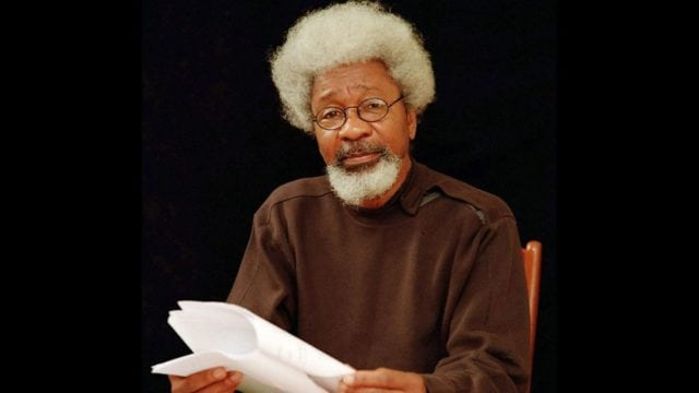 Wole Soyinka Says Nigerian Youths Are 'Gaseous Generation' Because They Are Full Of Gas 1