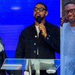 """I'm Not Your Friend If You Don't Celebrate My Husband"" - Pastor Fatoyinbo's Wife, Modele 28"