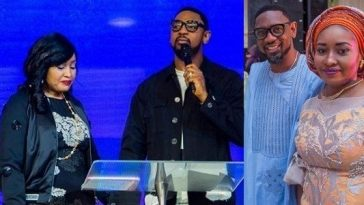 """I'm Not Your Friend If You Don't Celebrate My Husband"" - Pastor Fatoyinbo's Wife, Modele 7"