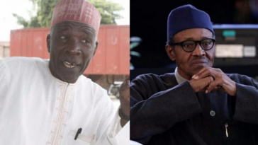 """I Fell Out With Buhari Because Of Injustice"" - Buba Galadima Tells Presidential Tribunal 1"