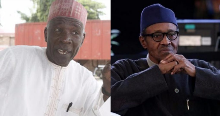 """""""I Fell Out With Buhari Because Of Injustice"""" - Buba Galadima Tells Presidential Tribunal 1"""