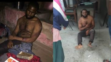 FUTO Student Caught While Trying To Use His Colleague For Ritual In Owerri [Video] 8