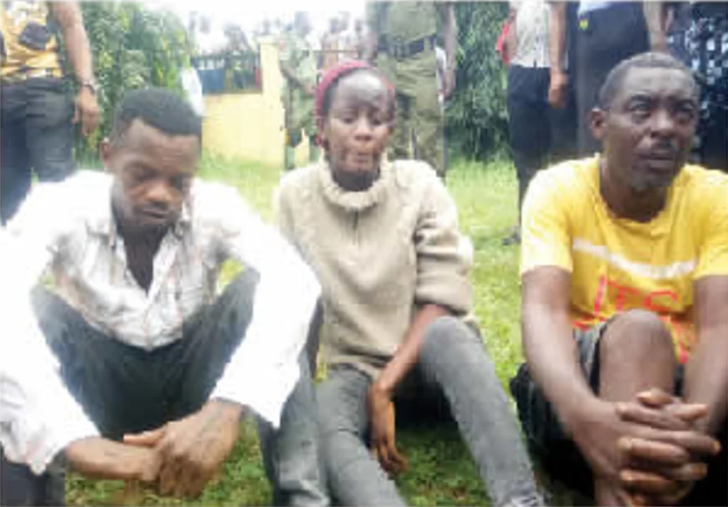 IMO: Siblings Kidnaps Their 88-Year-Old Father In Order To Raise Money For 'Marriage Bride Price' 1