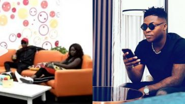 Rekado Banks Embarrassed On Live TV As Lady Accuses Him Of Sleeping With Her And Running Away [Video] 2