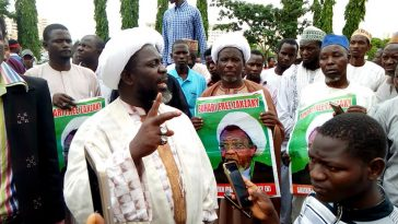 """Shiites Will Become New Boko Haram If El-Zakzaky Is Not Released"" - Reps Warns Buhari 12"