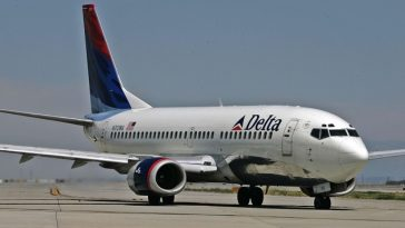 Nigerian Woman Beats Security Operatives As She Tries To Sneak Into US-bound Delta Flight 6