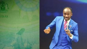 Apostle Suleman Condemn Nigeria's New Passport With Image Of Herdsman And Cattle [Photos] 7