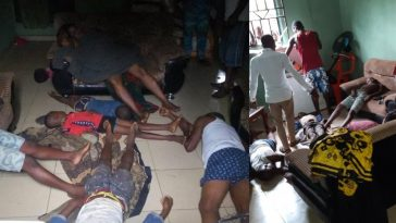 Family Of Seven Including Father, Mother, 5 Kids Killed By Generator Fumes In Rivers State [Photos] 6