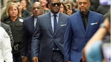 R.Kelly Arrested Again, This Time On Federal Sex Crime Charges Including Child Pornography 3