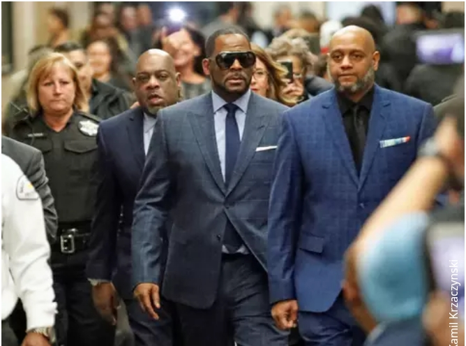 R.Kelly Arrested Again, This Time On Federal Sex Crime Charges Including Child Pornography 1