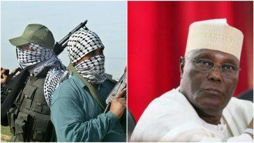 TRIBUNAL: Gunmen Attacks Atiku, PDP Witnesses On Their Way To Testify Against Buhari 2