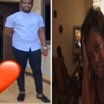 Angry Girlfriend Flogs Her Boyfriend Mercilessly For Allegedly Cheating On Her [Video] 28