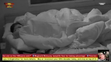 BBNaija: Mercy and Ike Shares Moment Of Romance In Bed As They Seal Their Relationship With A Kiss [Video] 3