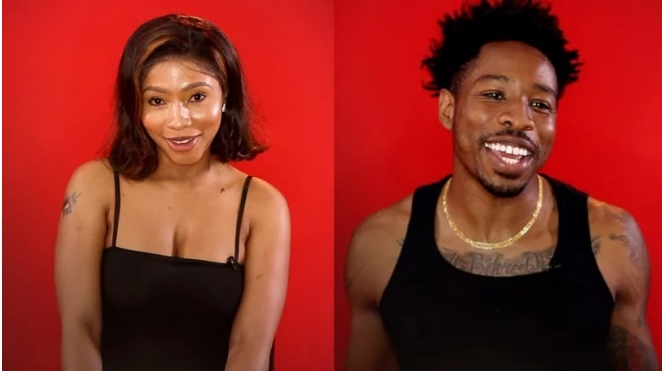 BBNaija: Mercy and Ike Shares Moment Of Romance In Bed As They Seal Their Relationship With A Kiss [Video] 1