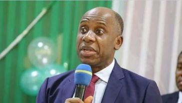 Buhari Is A Shy Person, He Will Name 'Warri Rail Station' After Goodluck Jonathan – Amaechi 2