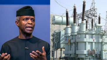 """We've Invested N900bn On Power So Far, We're About To Invest Another N600bn"" - VP Osinbajo 9"