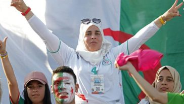 Algeria Orders Military Planes To Fly Fans To Egypt For AFCON Semi-final Against Nigeria 5
