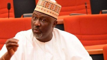 """I Need Ruga Settlement, I'm Now Member Of Miyetti Allah With 104 Cows"" - Melaye Tells Buhari 9"