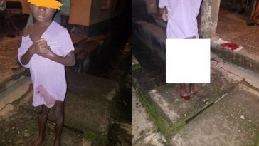 7-Year-Old Girl Bleeds Profusely After Woman Forcefully Penetrated Her Private Part [Photos/Video] 7
