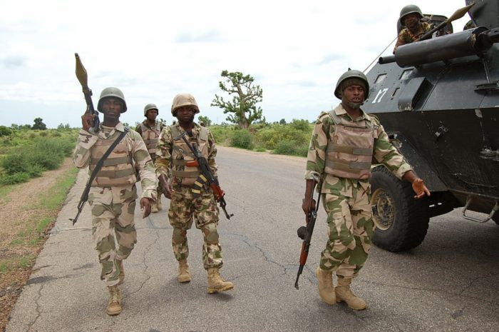 Stop depicting Nigerian soldiers as brutal in your skits - Nigerian Army warns 2
