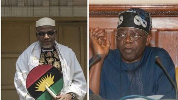 """""""Tinubu Has Disappointed And Disgraced The Noble Yoruba Ancestry"""" - Nnamdi Kanu 7"""