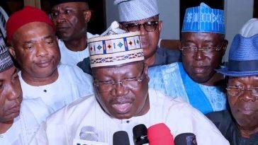 Senate President, Ahmad Lawan Speaks On Scrapping House Of Reps From Nigeria's Legislature 2