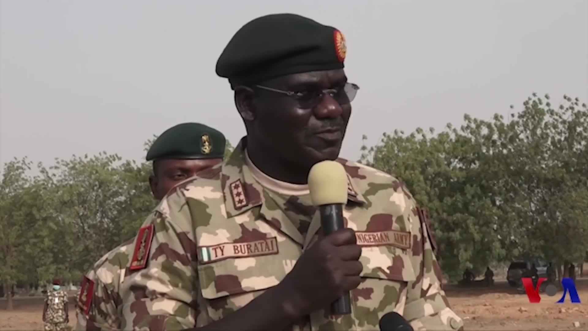 """We've Successfully Tackled Security Across Nigeria, Recent Cries Are Political"" – Tukur Buratai 1"