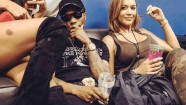 Wizkid's 3rd Baby Mama 'Jada Pollock' Cut Ties With Him, Accuses Him Of Domestic Violence 2