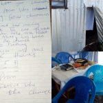 Thief Leaves Apology Letter After Finding No Cash In The Church He Broke Into [Photos] 28
