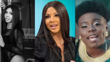 """""""Everything In Nigeria Is So Beautiful, Teni Is My New Favourite Singer"""" - Toni Braxton [Video] 2"""