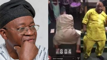 OSUN: I Felt Ridiculed Contesting Against Adeleke, Who Is 'Best At Dancing' - Governor Oyetola 6