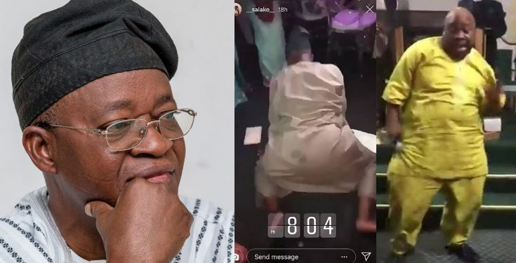OSUN: I Felt Ridiculed Contesting Against Adeleke, Who Is 'Best At Dancing' - Governor Oyetola 1