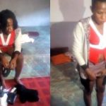 Nigerian Policeman In Shock After Finding Out The Woman He Took Home For 'Fun' Is A Man [Video] 12