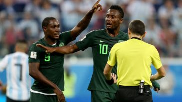 John Mikel Obi, Odion Ighalo Retires From Super Eagles After Winning Bronze At AFCON 2019 4