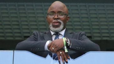 NFF President, Amaju Pinnick Reacts To His Removal As CAF Vice President 2